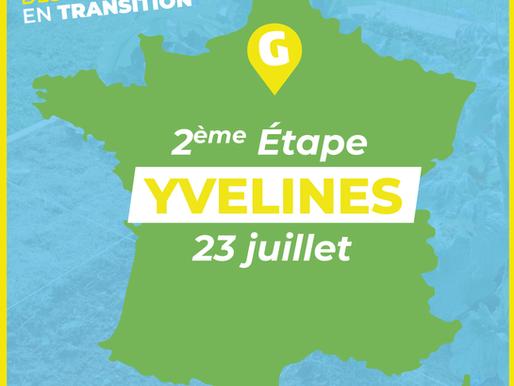 [TFCT] Deuxième étape : Les Yvelines (78)