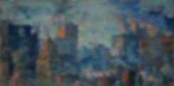 Good morning Montreal 24x48