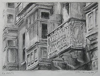Les balcons de Lavalette 5x7