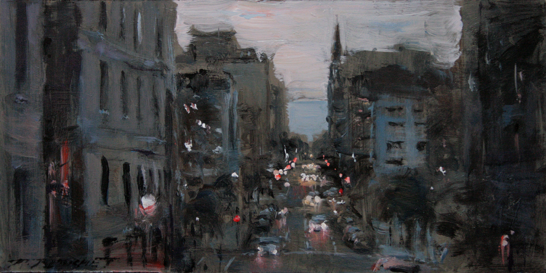 Rue St-Denis, 6x12
