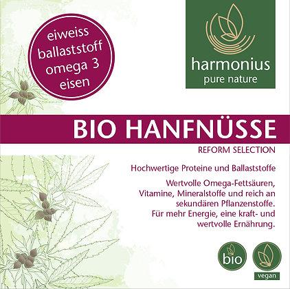Hanfnüsse Bio geschält 500 g