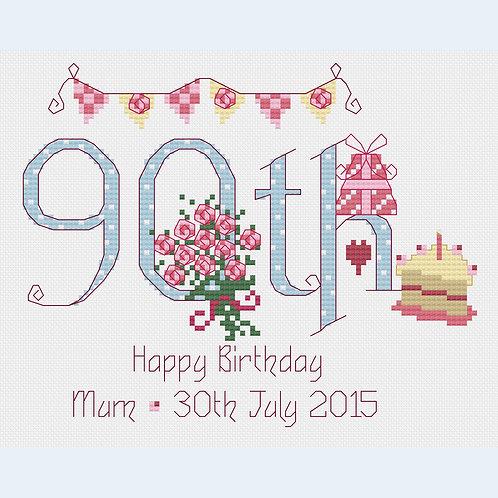 C151 90th Birthday