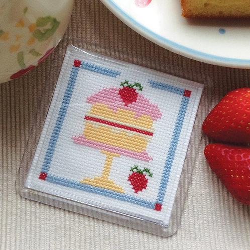 C168 Cake Coaster