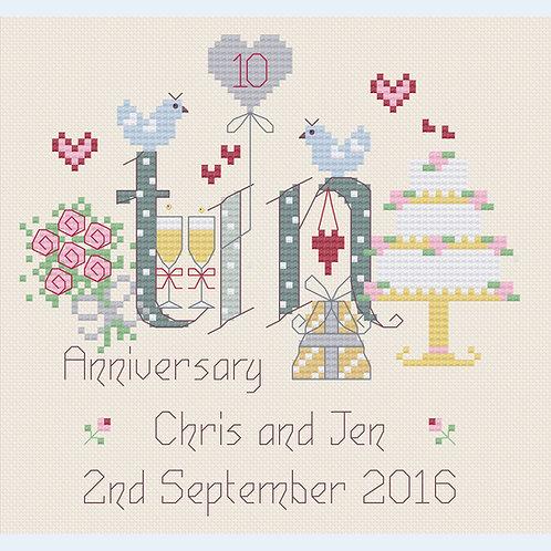 C157 Tin Anniversary