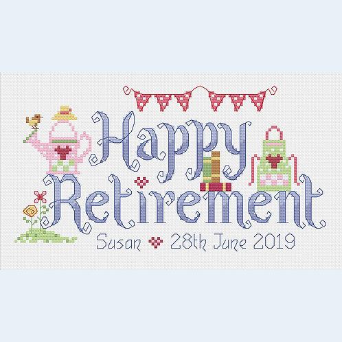C160 Happy Retirement