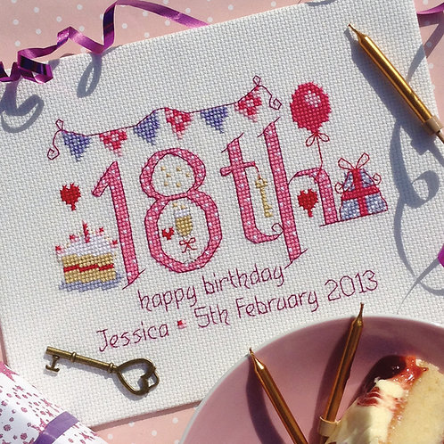 C123 18th Birthday