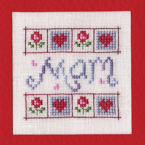 C073 Mam / Mum / Mom Card KIT