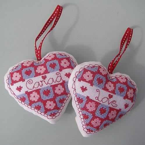 C091 Love Hearts