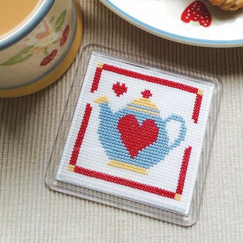 C167 Teapot Coaster