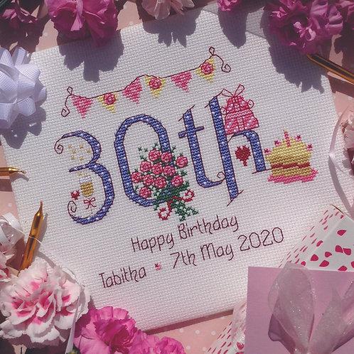 C153 30th Birthday