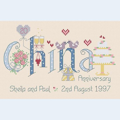 C191 China Anniversary