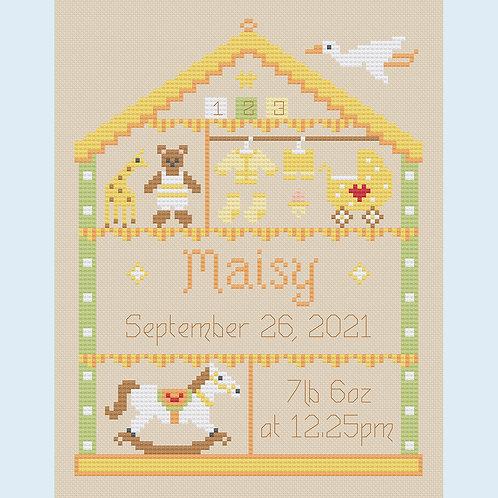 C224N Little One Nursery