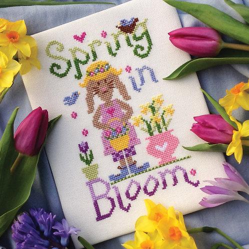 C220 Spring in Bloom