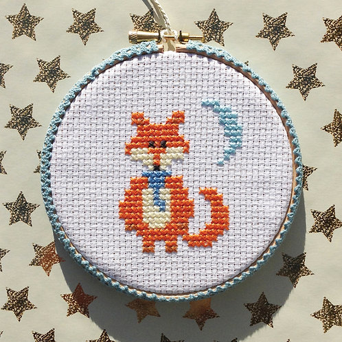 B02 Fox Hoop