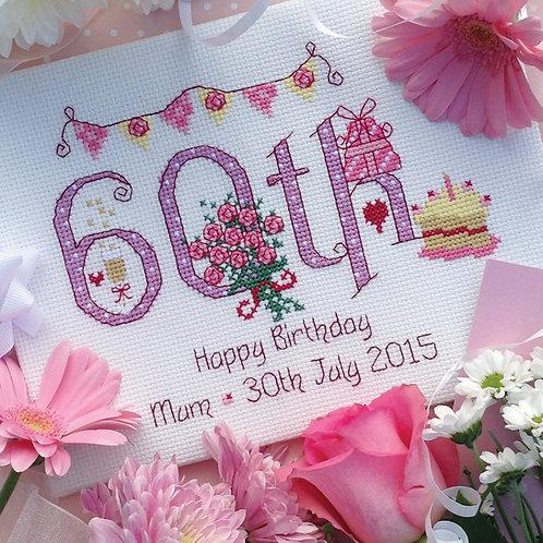 C146 60th Birthday