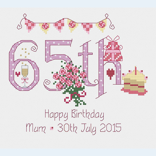 C136 65th Birthday