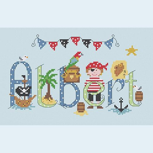 C119 Pirate - Bespoke Name