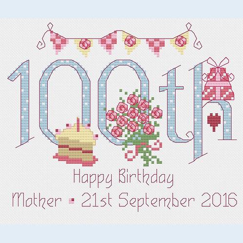 C165 100th Birthday