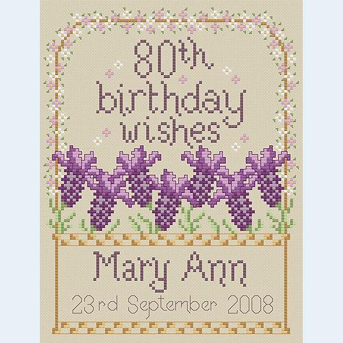 C040 Lavender Birthday