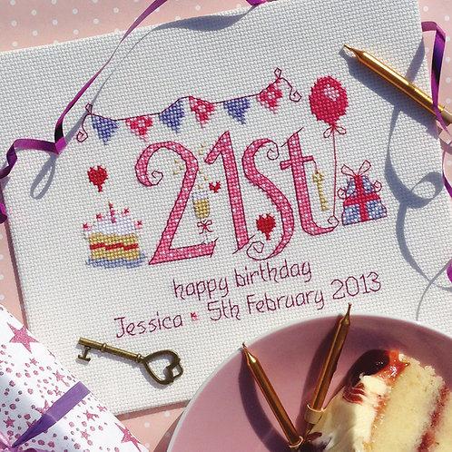 C127 21st Birthday