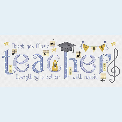 C213 Music Teacher