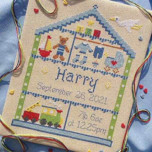 C224B Little Boy Nursery