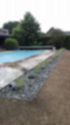 Aménagement de terrasse et espaces extérieurs