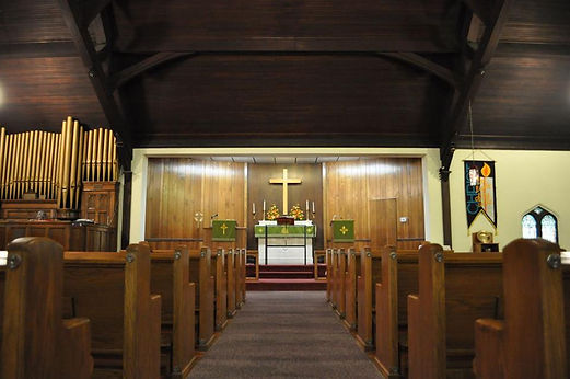 First English sanctuary