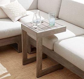 Portside Outdoor C-Shaped Side Table.jpe