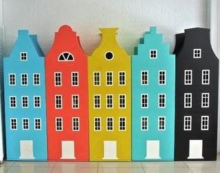 "Детский шкаф-домик ""Амстердам"""