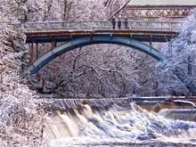 Millheugh bridge by Susanna Smith