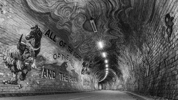 All the Sights Through the Tunnel by Stuart Glen