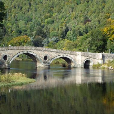 Kenmore Bridge by J.Adamson