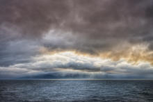 Foreboding by Mike Farrance