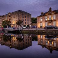 Speirs Wharf by Stuart Glen