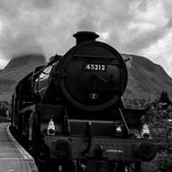 Potter Train by Graham Robertson