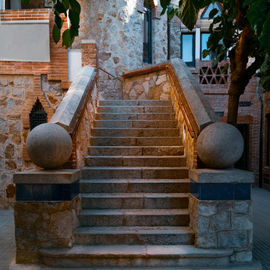 Staircase by Graham Robertson