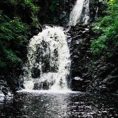 Falls Of Ra by Graham Robertson