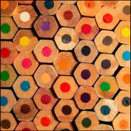 Polygon Wall by Jean McMillan
