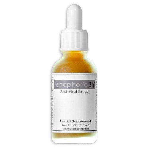 Ionophoric Zinc  Antiviral Extract
