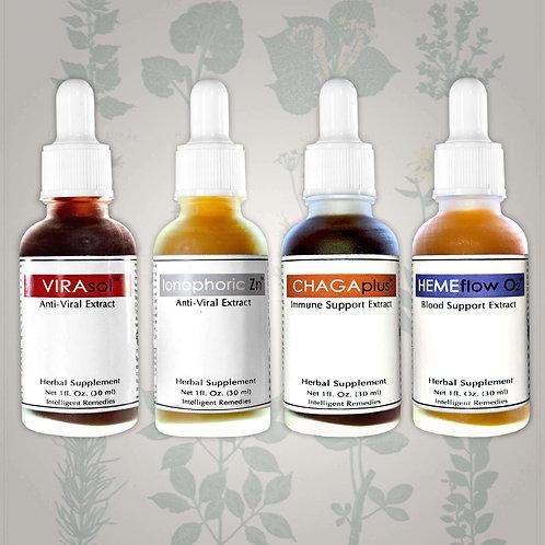 Antiviral Full Spectrum Solution
