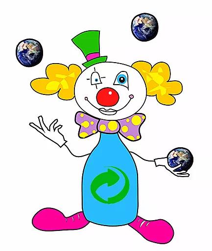Club de Circo desde el Reciclaje