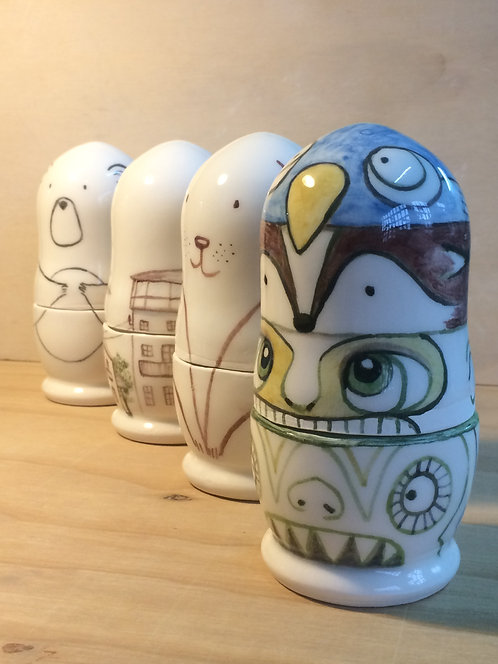 Matryoshka Power