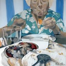Grilled sea bream. 2016. Maria Altuna Li