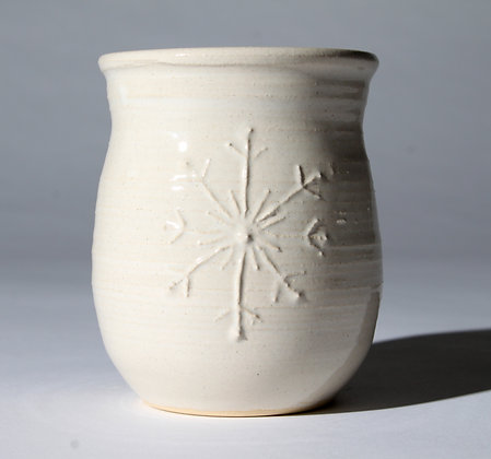 Snowflake Cup