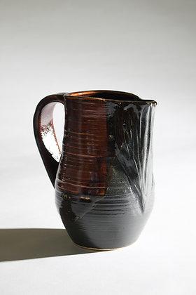 Woodland pitcher