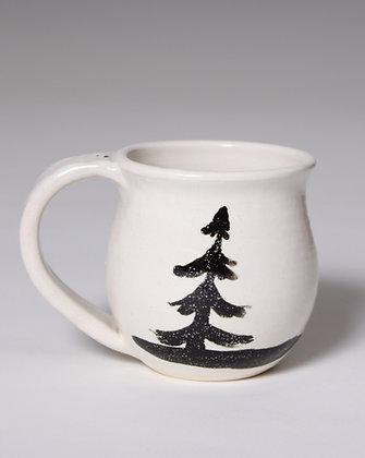 Daybreak Forest Mug