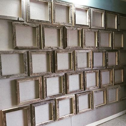 Square social media frames