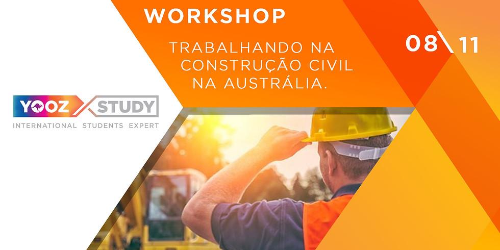 Trabalhando na construção civil na Austrália
