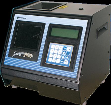 Medidor de Umidade de Grãos de Bancada GAC 2100
